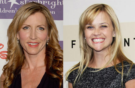 Reese Witherspoon to play Heather Mills in life story