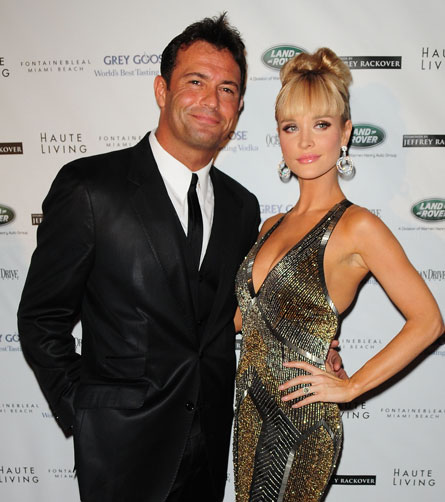 Joanna Krupa Marries Romain Zago In A $1 Million Pre-Divorce Ceremony