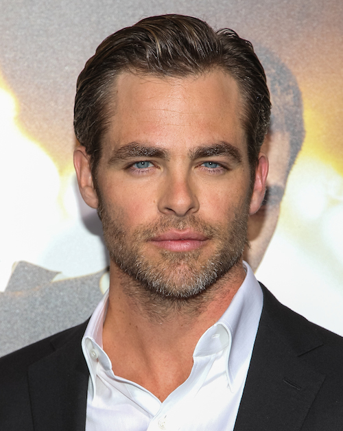 Chris Pine Was Busted For DUI In New Zealand