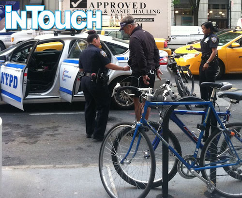 Alec Baldwin Busted In NYC
