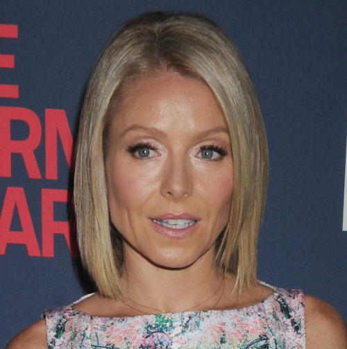 Kelly Ripa Admits That She Loves Botox
