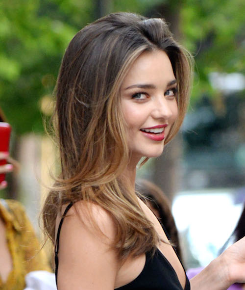 Miranda Kerr Claims It Only Takes Her 15 Minutes To Get Ready In The Morning