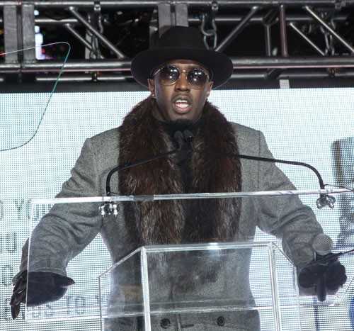 Diddy Got His Ass Arrested For Allegedly Attacking His Son's Coach (UPDATE)