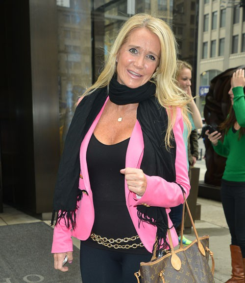Kim Richards Was Hospitalized For A Quick Minute After Her Arrest At Target