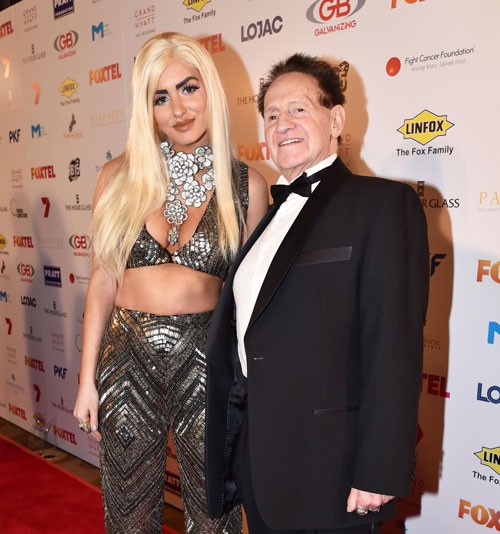 Love Doesn't Live On This Planet Anymore: Geoffrey Edelsten Is Divorcing His Latest Gold-Digging Wife