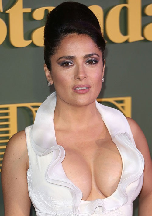 Open Post: Hosted By Salma Hayek's World-Saving Chichis