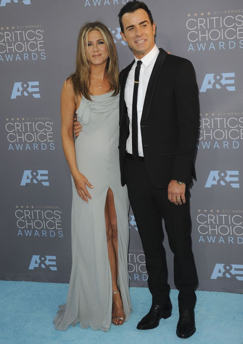Jennifer Aniston Wore This To The Critics' Choice Awards