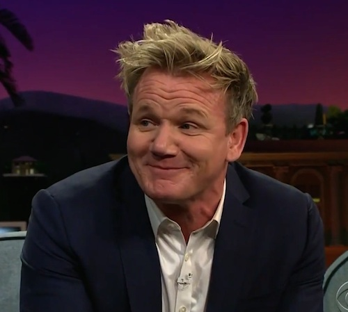 Gordon Ramsay Is Going To Be A Dad For The Fifth Time