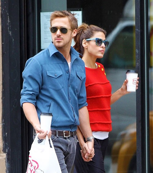 Eva Mendes And Ryan Gosling's Second Kid Is Already Here