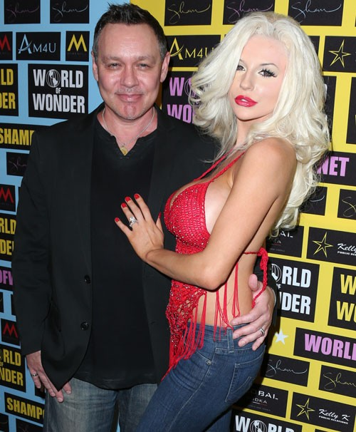Doug Hutchison And Courtney Stodden Are Going To Be Parents