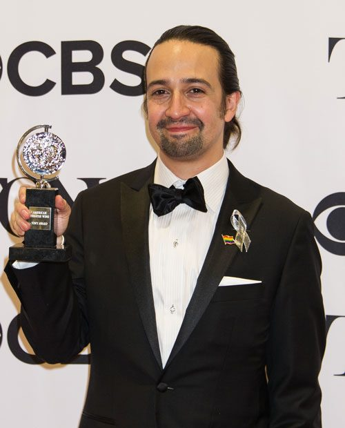 """Hamilton"" Won All The Tonys Last Night!"