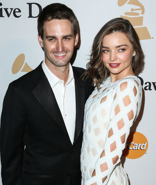 Miranda Kerr Is Getting Married To Her Billionaire Snapchat Boyfriend