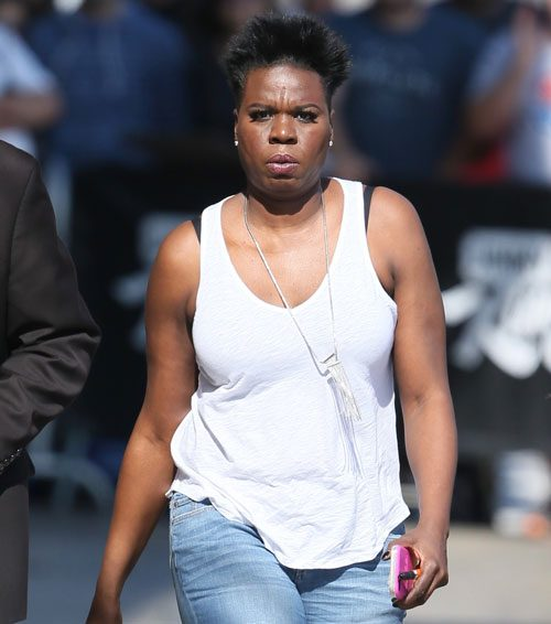 Trolls Hacked Leslie Jones' Website And Put Her Naked Pics Out There