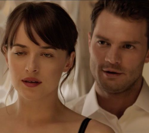 "Here's The ""Fifty Shades Darker"" Trailer: Now With Even Less Sexiness And Charisma!"