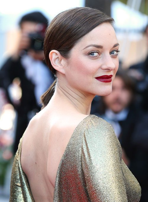 "Marion Cotillard Is Pregnant And Isn't ""Distressed"" About The Brad Pitt Rumors"
