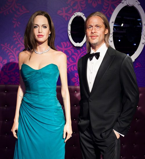 Brad Pitt May Fight St. Angie Jolie For Joint Physical Custody Of The Child Army