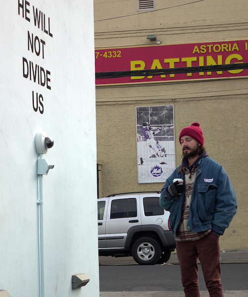 Shia LaBeouf Got Arrested At His Anti-Trump Art Project