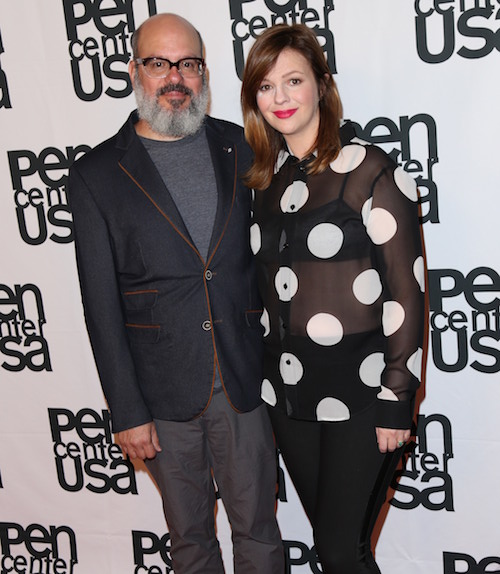 Amber Tamblyn And David Cross' Baby Announcement Contains A Lot Of Fake Names