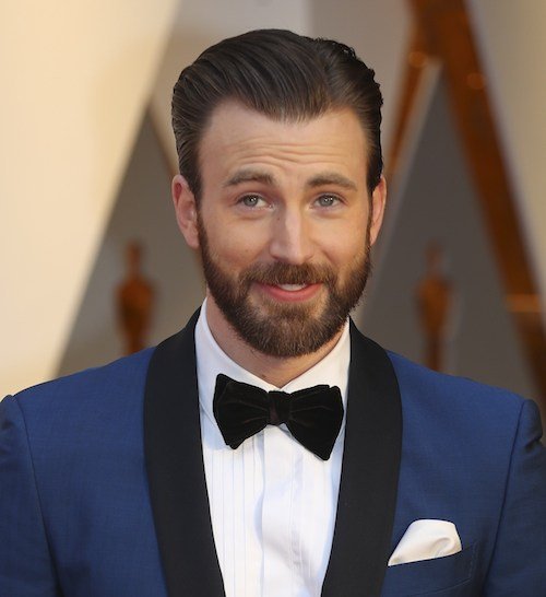 It's Chris Evans' Turn To Say Nice Things About Jenny Slate