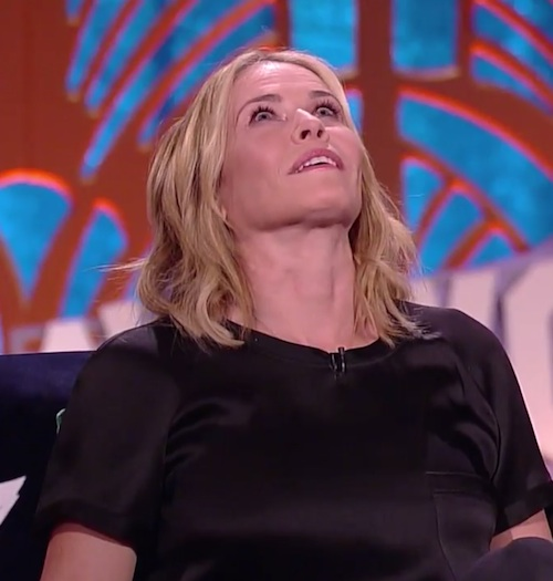 Angelina Jolie Now Knows What To Expect If She Finds Herself In An Elevator With Chelsea Handler