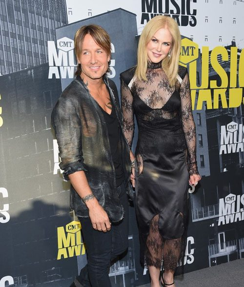 Open Post: Hosted By Keith Urban And Nicole Kidman Looking A Mess At The CMT Music Awards