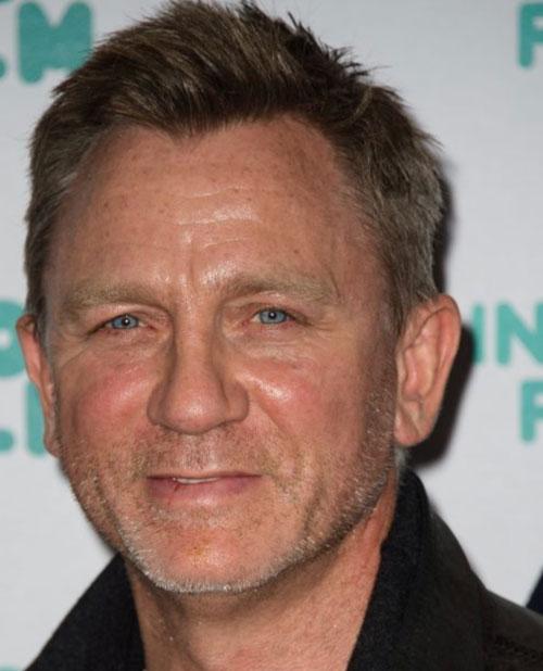 Daniel Craig C'aint Quit Bond