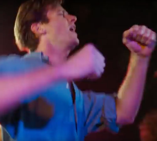 "Open Post: Hosted By Armie Hammer Busting Out Moves To ""Love My Way"""