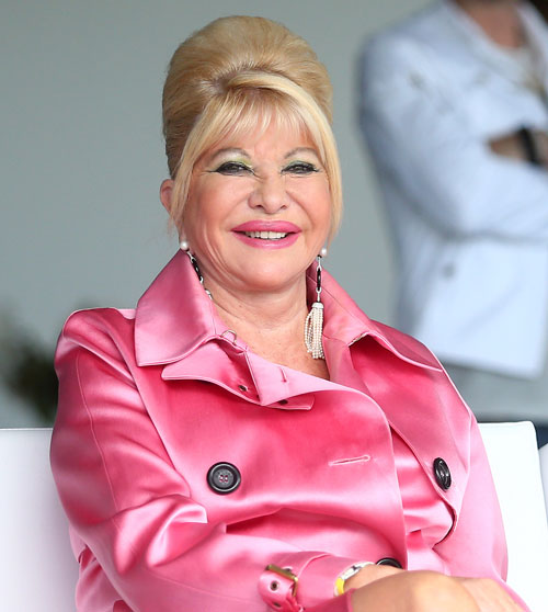 Ivana Trump Didn't Want To Give Up Her Opulent Life To Be A Government Employee