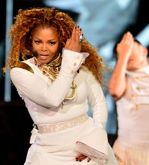 Janet Jackson Made It Clear That She's Not Performing At The Super Bowl Today
