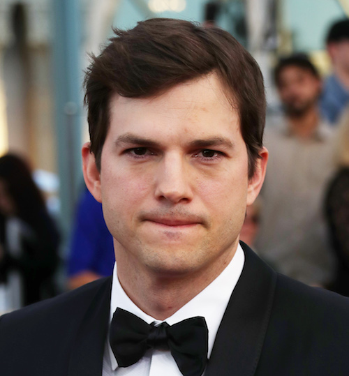 Ashton Kutcher Went Into The Woods To Deal With Divorcing Demi Moore
