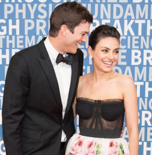 Mila Kunis And Ashton Kutcher Will Not Be Giving Their Children Trust Funds