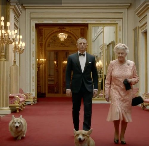 Farewell, Willow, The Last Of THE QUEEN'S Corgis