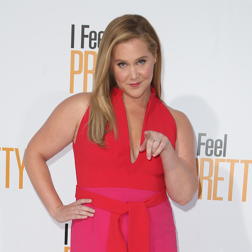 "Amy Schumer Isn't Here For The ""I Feel Pretty"" Hate"