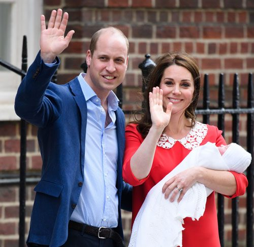 Well, I Guess We Know Who Prince William And Duchess Kate's Favorite One Direction Member Is….