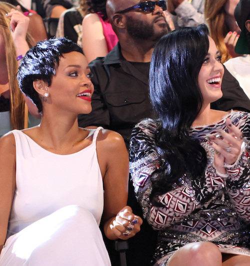 Katy Perry Might Be Fighting With Rihanna Now