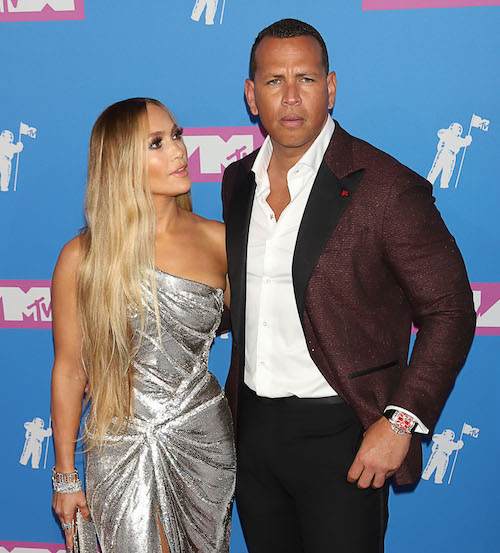 """JLo Called A-Rod Her """"Twin Soul"""" At The MTV VMAs"""