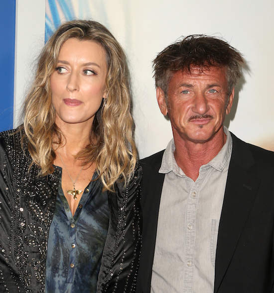 Sean Penn Thought It'd Be A Good Idea To Mansplain #MeToo