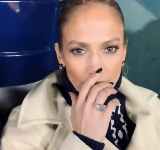 J Lo and A-Rod Pull An Engagement Stunt