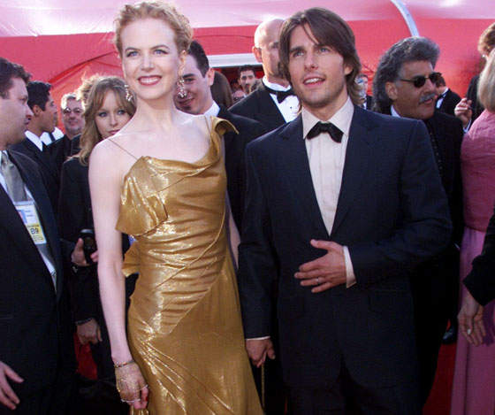 Being Married To Tom Cruise Gave Nicole Kidman Protection In Hollywood