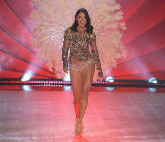 bf1856e0465 Adriana Lima Has Stomped Her Last Catwalk As A Victoria s Secret Angel