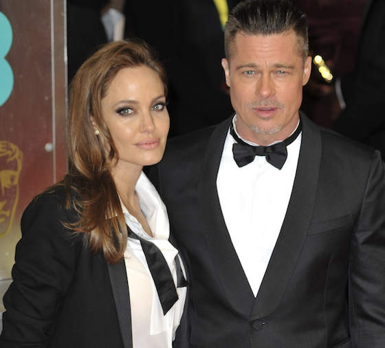 Brangelina's Custody Fight Might Not Go To Trial After All
