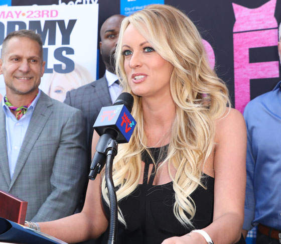 Stormy Daniels Ordered To Pay Donald Trump's Legal Fees (But Michael Cohen Is Going To Prison)