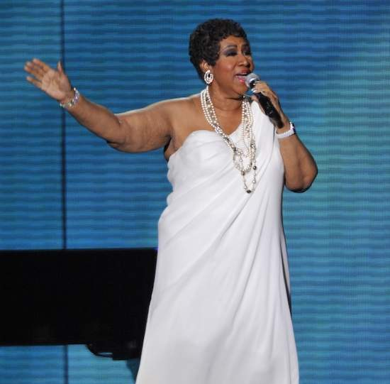 The Tax Man Claims Aretha Franklin's Estate Owes Millions