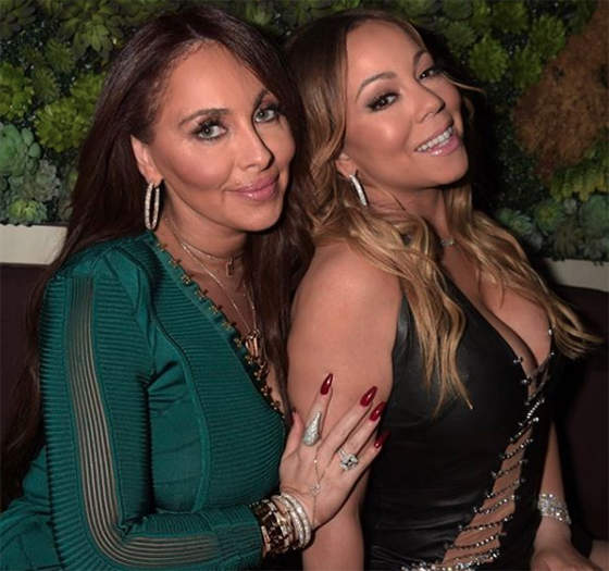 Mariah Carey's Legal Battle With Her Former Manager Has Been Settled Out Of Court