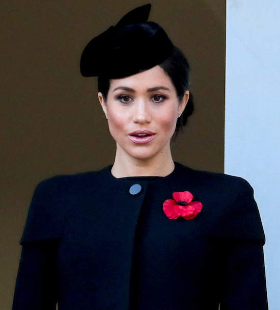 """UsWeekly Says That Duchess Meghan Is """"Incredibly"""" Stressed By All Her Bad Press"""