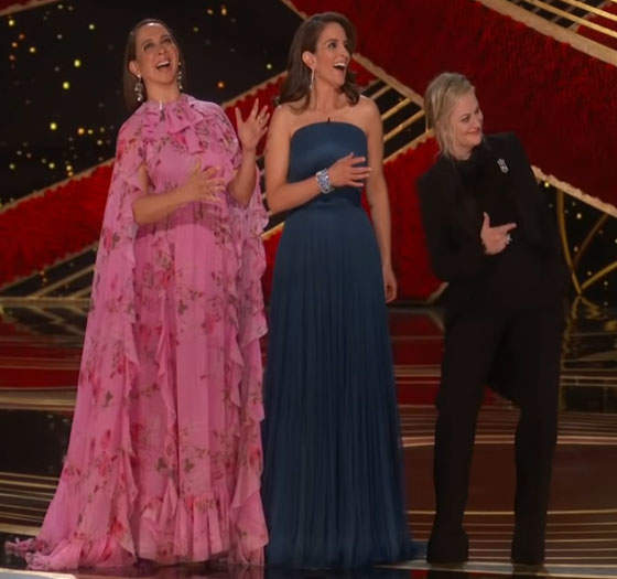 The Oscars Went On Without A Host And It Was Great