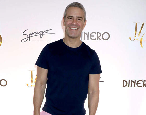 Andy Cohen's Baby Is Now Here