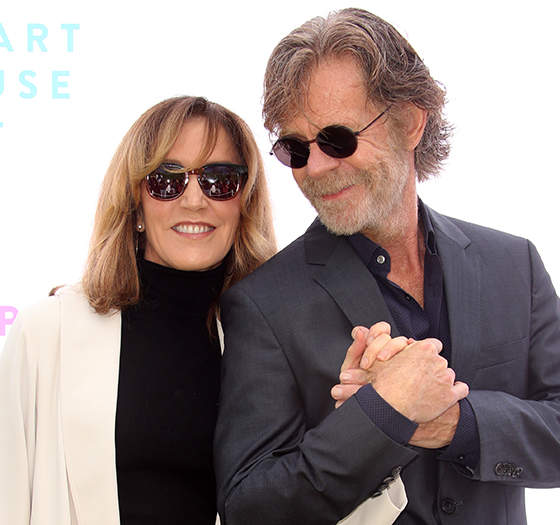 "William H. Macy And Felicity Huffman Have Been ""Arguing A Lot"" Because Of The College Admissions Scandal"