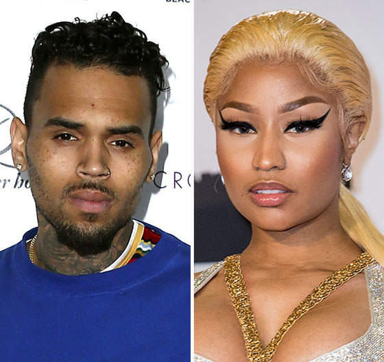 Chris Brown And Nicki Minaj Are Touring Together This Summer And Fall