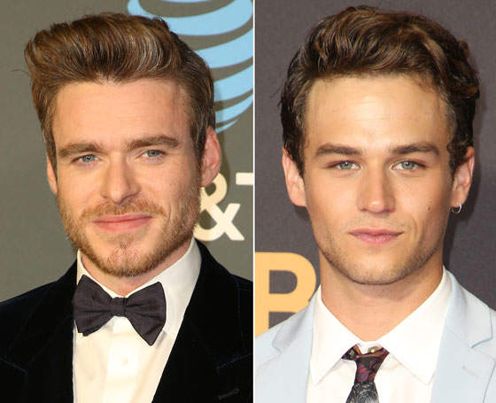 "Richard Madden And Brandon Flynn Had Their Arms Around Each Other (GASP!) After Buying ""Marijuana Cigarettes"" (DOUBLE GASP!)"